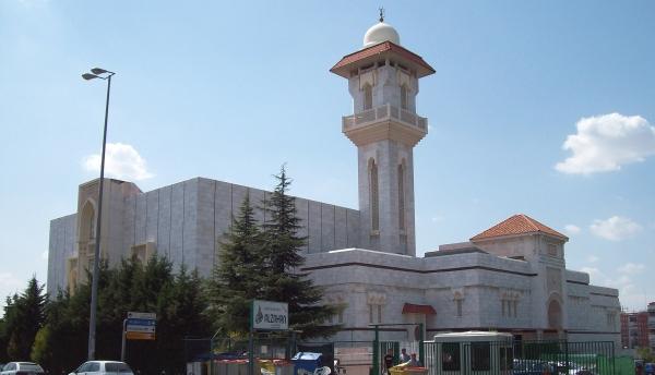 moschea Madrid
