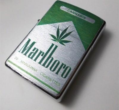 'Marlboro venderà sigarette alla marijuana': e i giornali italiani ci cascano!