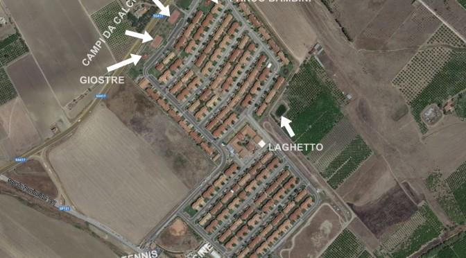 Salvini nelle villette dei profughi, villaggio di lusso per spacciatori e stupratori