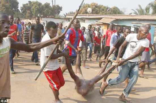 Repubblica Centroafricana: Africani continuano a massacrarsi tra loro