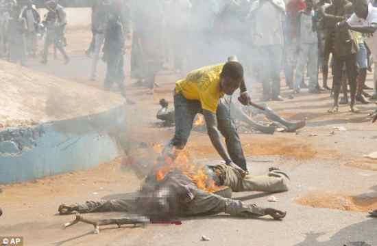 Massacri etnici in Centrafrica
