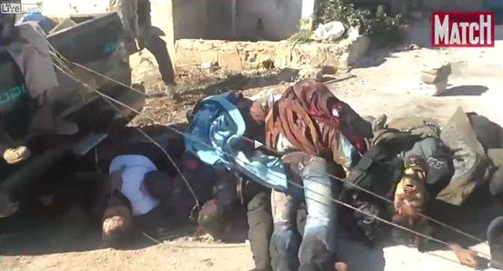 'Nuovi belgi' islamici massacrano infedeli e poi li trascinano legati a veicolo – VIDEO