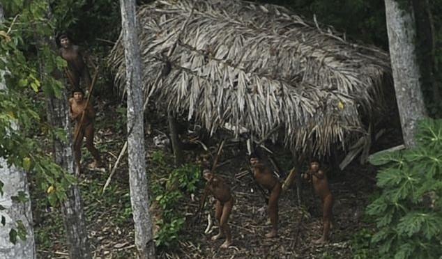 Amazzonia: la tribù mai contattata dal 'mondo esterno'