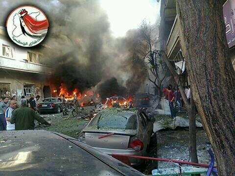 Autobomba comprata con i vostri soldi fa strage di civili – VIDEO