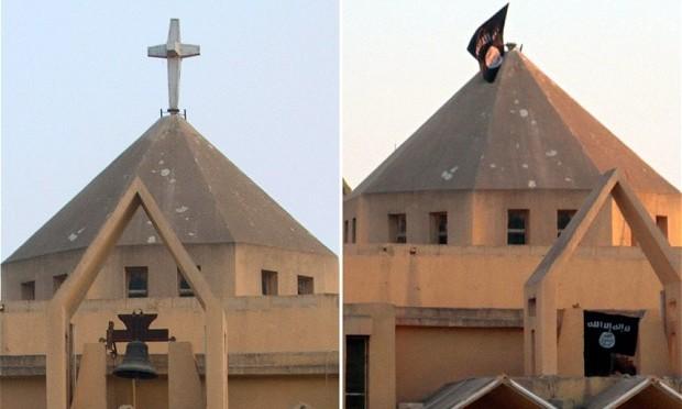 Islamici occupano chiesa: trasformata in moschea – FOTO