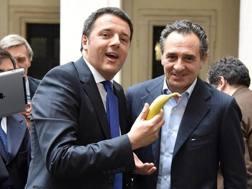 'Dieta Renzi', italiani tagliano sul cibo: -6,8% acquisti alimenti
