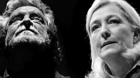 Salvini incontra Grillo: profumo d'intesa contro l'Euro