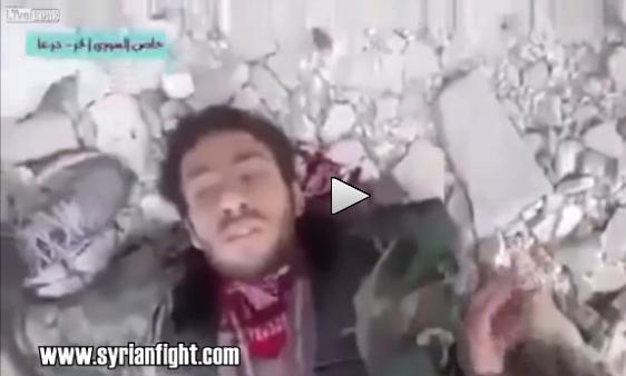 Islamici 'moderati' giustiziano tre 'infedeli' – VIDEO