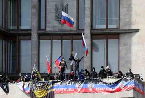 Ucraina orientale in fiamme: Donetsk dichiara annessione a Russia e chiede intervento truppe