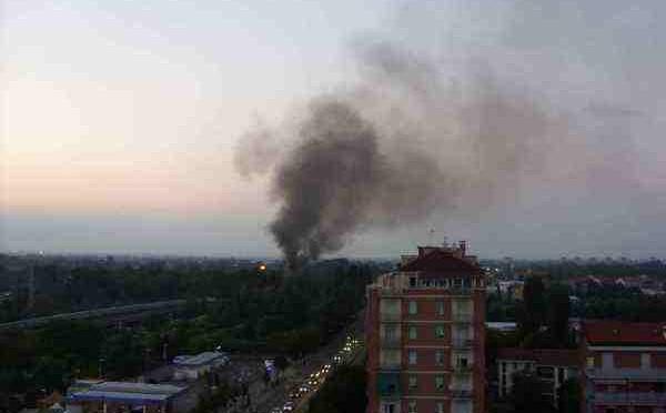 Appendino gretina: i fumi tossici dei suoi rom avvelenano la città