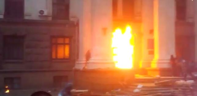 Odessa nel caos, Ebrei pronti ad 'evacuare'