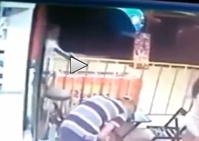 Brasile: assassinio choc, strage e bambina disperata – VIDEO