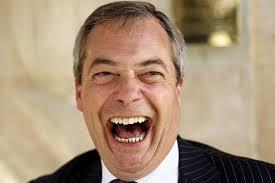 L'uragano Nigel spazza l'Euro: trionfo UKIP