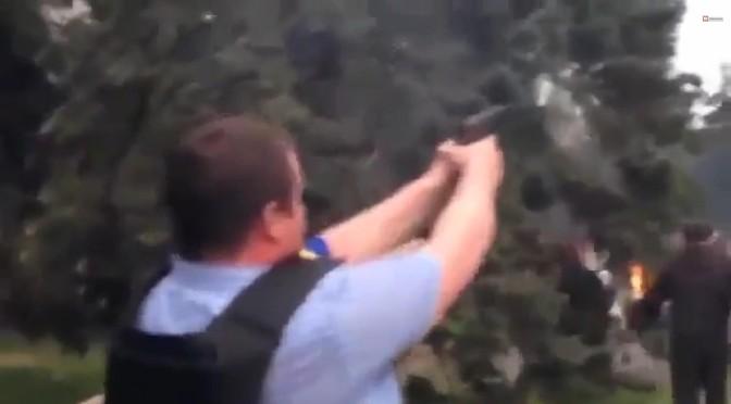 Odessa, è stato un massacro premeditato: la prova choc – VIDEO