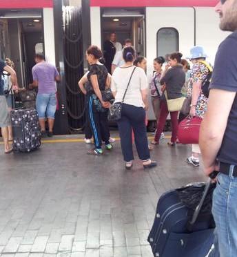 Parassiti razziano rame: treni cancellati a Milano
