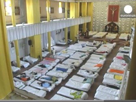 Sicilia: chiese trasformate in dormitori di clandestini