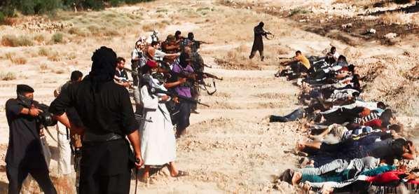 ISIS 'giustizia' 1.700 prigionieri – VIDEO CHOC
