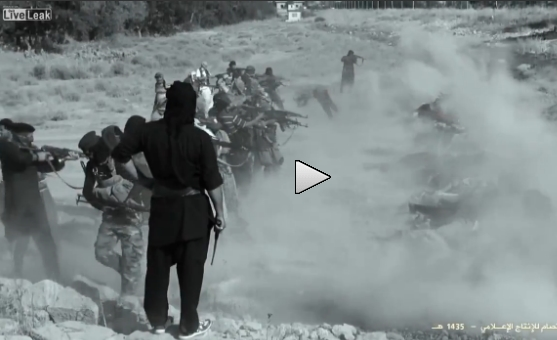 Esecuzione di massa in Iraq, spunta filmato choc – VIDEO