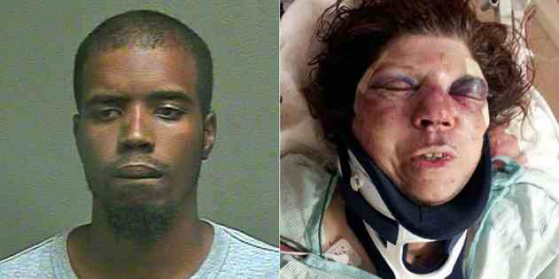Massacrata di botte e stuprata da un 'giovane'