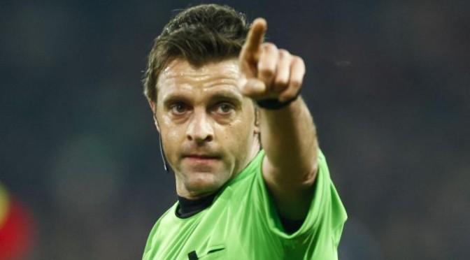 Brasile: finale dei mondiali sarà arbitrata da Nicola Rizzoli