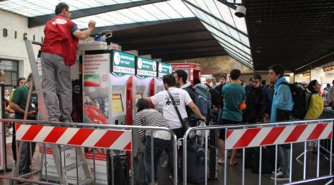 Anche a Roma arrivano le barriere anti-Rom