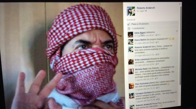 L'altro pacifista che ha portato le due ragazze italiane dai terroristi