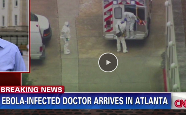 Ebola: in Usa primo infetto, tra imponenti misure sicurezza – FOTO
