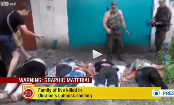 "Mosca: ""Croce Rossa porti aiuti a Luhansk"""