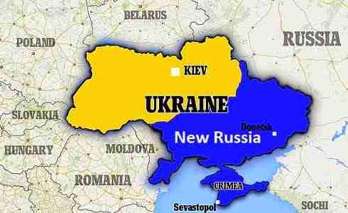 Putin battezza la 'Novorossiya'