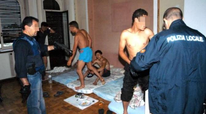 Roma: task force contro le occupazioni di alloggi, da parte d' immigrati