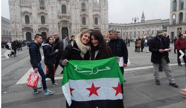 Scomparse due italiane, volontarie in Siria