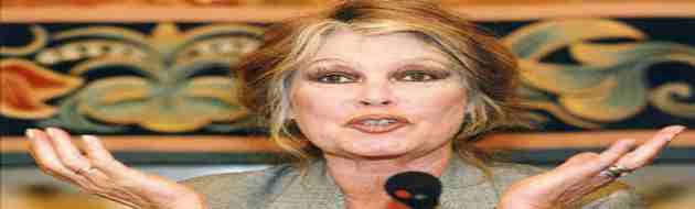 B.Bardot: 'Facciamo la pelle agli islamici di ritorno'