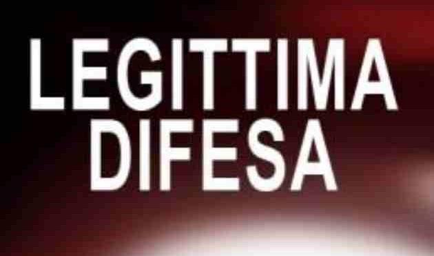 """Legittima difesa, Salvini: """"Io sto col tabaccaio"""""""
