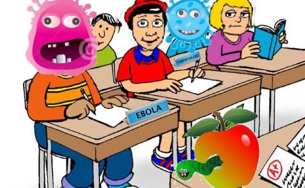 A scuola senza certificato medico, più scabbia per tutti