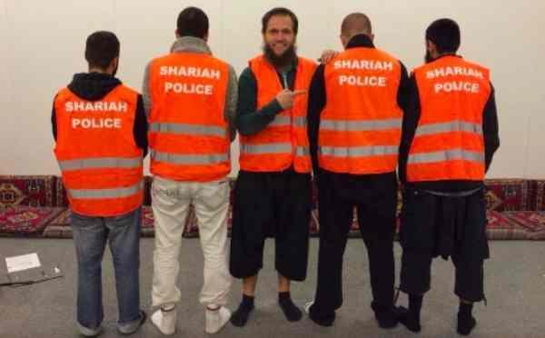 Ronde Sharia pattugliano Copenaghen: tutto confermato