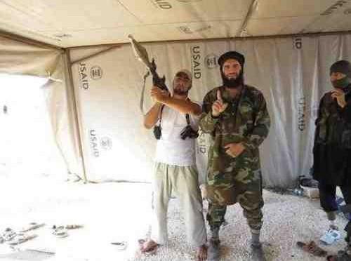 """""""Usa riforniscono ribelli islamici di armi dal 2013"""""""