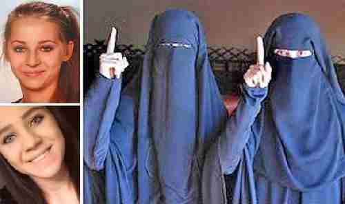 """""""Non sono morta, sono incinta di un jihadista islamico"""""""