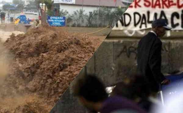 Puglia devastata da alluvione, centri sociali se ne fregano