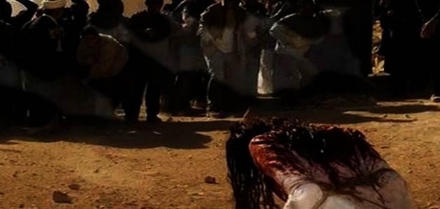 Islamici lapidano donna a morte