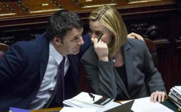 Pd contro l'olio italiano, Mogherini tifa Spagna