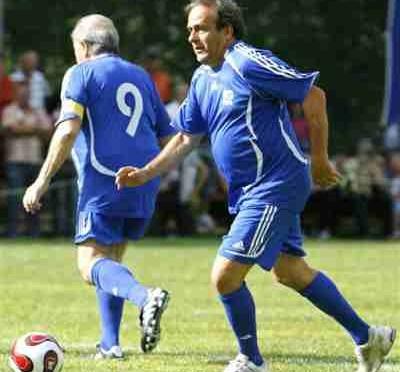 La soluzione di Platini per ripulire il Calcio: un emiro arabo…
