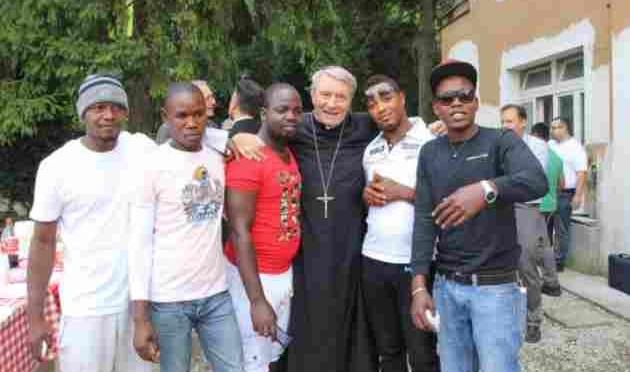 Golosoni: ondata richieste per avere maschi africani in seminari