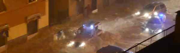 Genova affoga, Comune ospita i Rom: in Municipio…