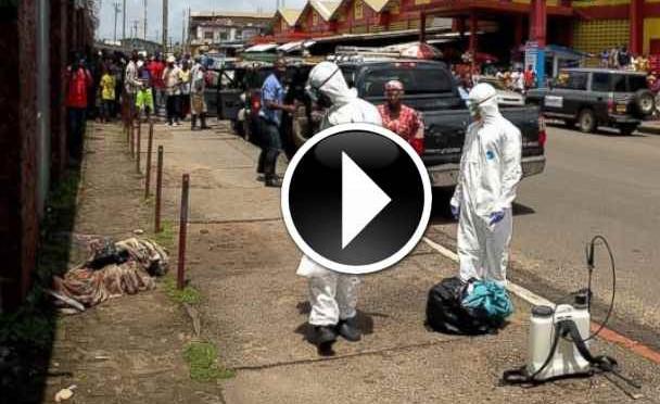 Ebola dilaga in Sierra Leone: circa 10 casi all'ora