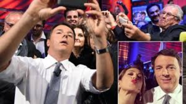 "Renzi: ""Salvini e Landini sono fenomeni televisivi"""