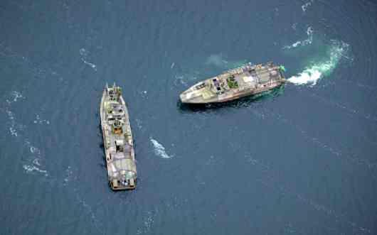 Tamburi di guerra nel Baltico: caccia a sottomarino, incursioni aeree