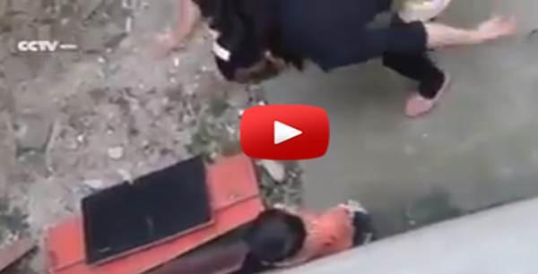 Integrazione: punizioni corporali alla cinese – VIDEO
