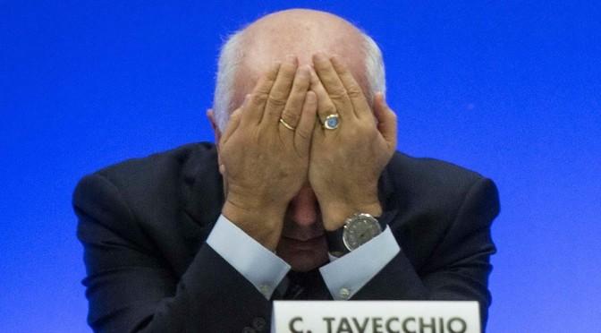 Dirigente si ricorda di essere stata molestata da Tavecchio