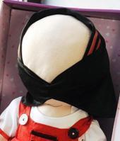 Arriva in Europa la bambola islamica: è senza volto per 'non turbare gli islamici' – FOTO