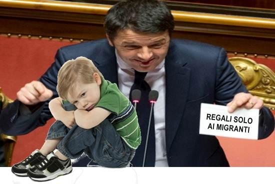 Novara: bambino trapiantato senza casa, Profughi in hotel
